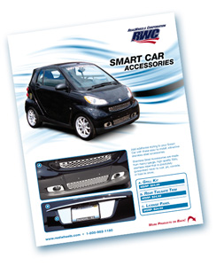 Smart Car Stainless Steel Trim And Accessories